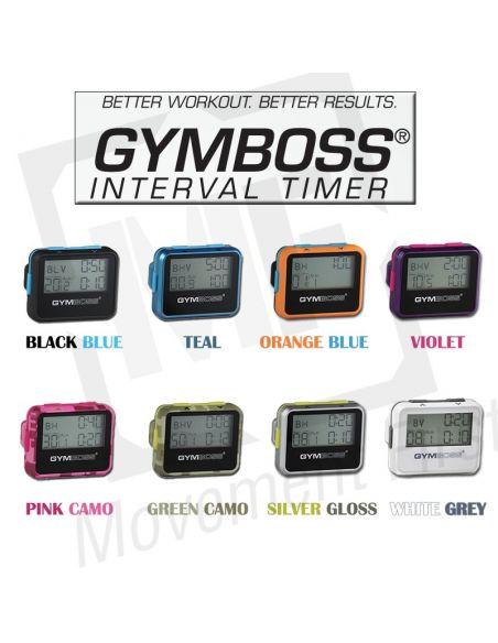 GymBoss (Free regular mail)