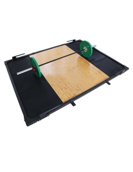 Weight Lifting Platform