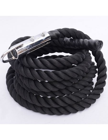 Commercial Climbing Rope with Hoop