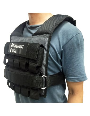 Adjustable Weight Vest - 20kg