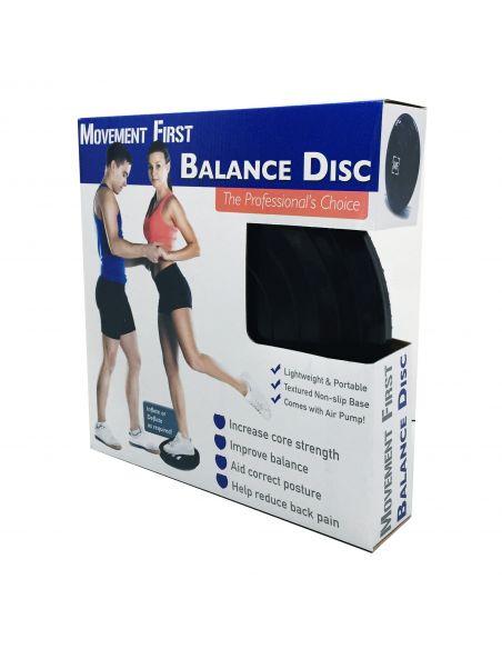 MF Balance Disc Wobble Cushion (with Air Pump)