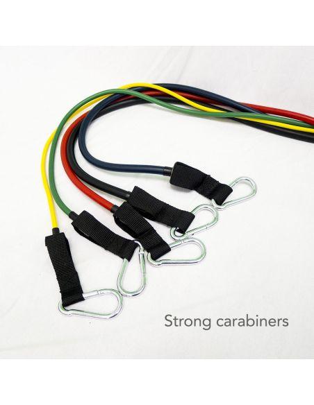 Premium Resistance Band Kit (140lb)