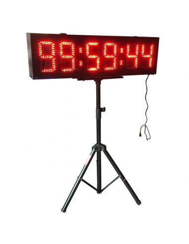 Double Sided 6 Digit Outdoor Timer (Sale or Rent)