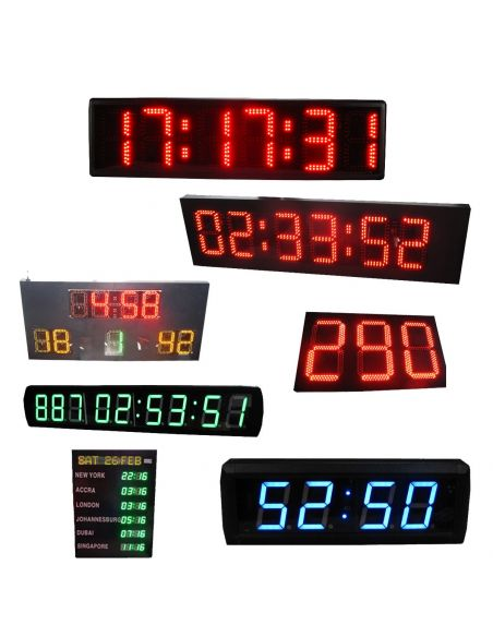 Customized Large Wall Timer