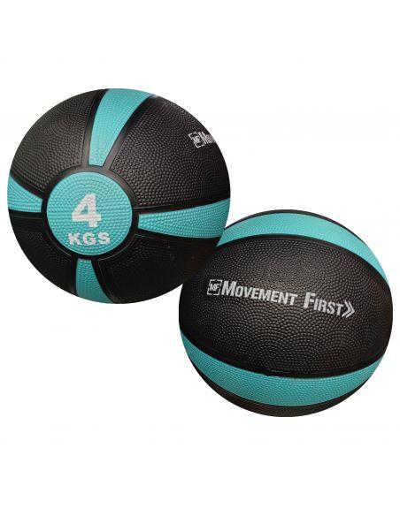 Rubber Medicine Ball (1kg - 10kg)
