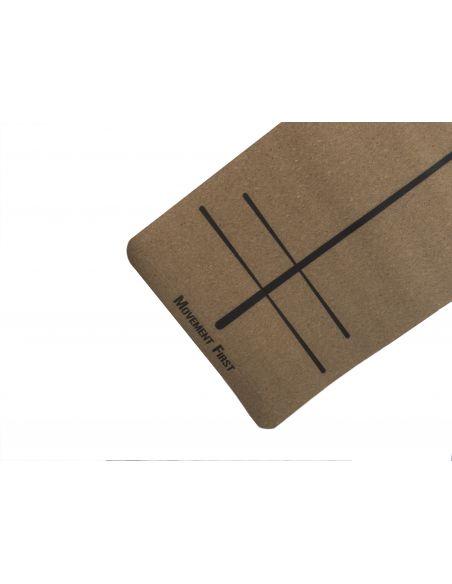 Commercial TPE Cork Yoga Mat