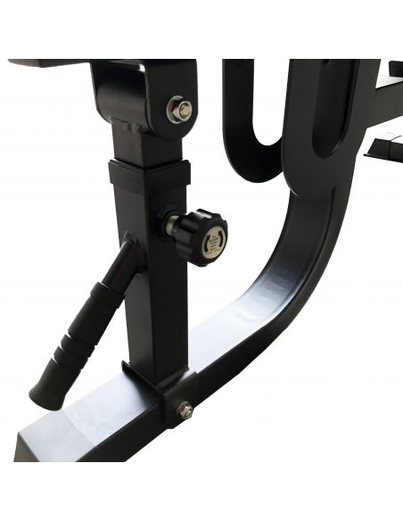 MF Adjustable Bench with Wheels (Decline to 90 Degrees)