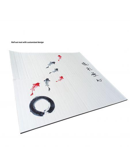 Connectable Roll out Carpet Foam Mat (1.5m x 3m x 4cm)
