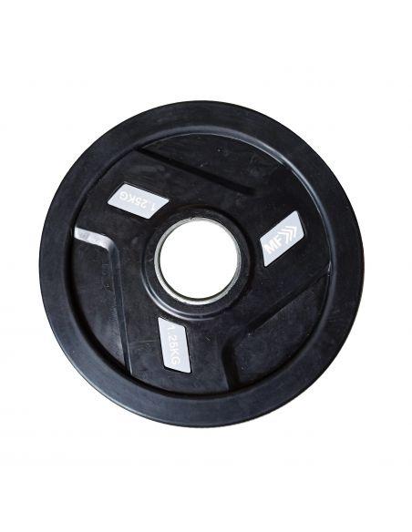 Three Handles Premium Weight Plate (Olympic )